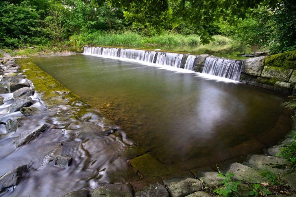 Splav řeky Lubiny